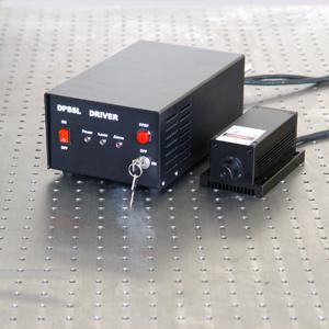 1047nm 100mw DPSS IR Laser with adjustable power supply