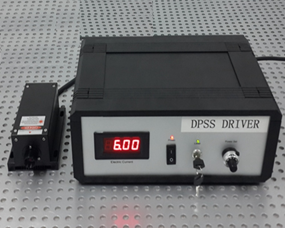 1550nm Infrared DPSS Diode Laser 2W