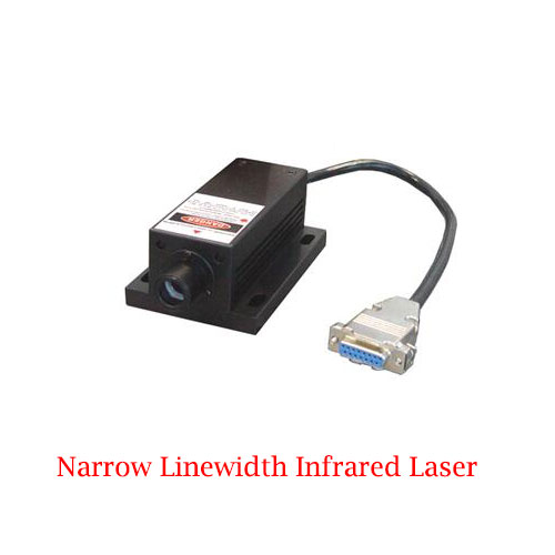 Compact Package 1550nm Narrow Linewidth Infrared Laser 1~10mW