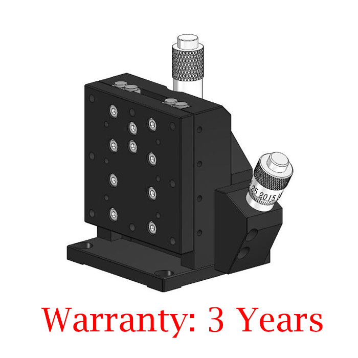 Z-axis Displacement Lift Manual Fine Tuning Platform ML13-60L ML13-60R 60*60