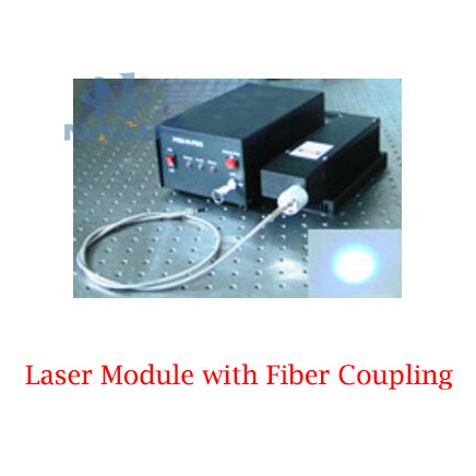 Laser Module with Fiber Coupling