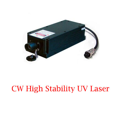 360nm 50mw CW UV Laser Power Invisible laser stability 10%