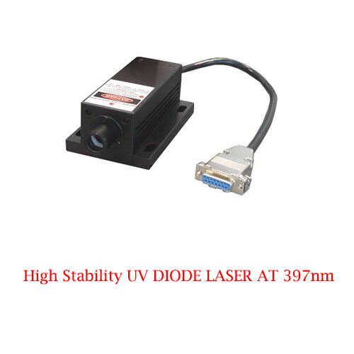 Best reliability and lifetime 397nm High Stability UV Laser 1~100mW