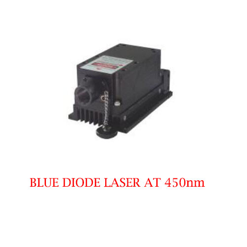 High Stability Multimode Easy Operating 450nm Blue Laser 1~3500mW