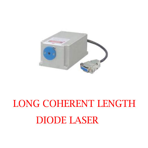 Stable Wavelength 515nm Long Coherent Length Green Laser 1~10mW