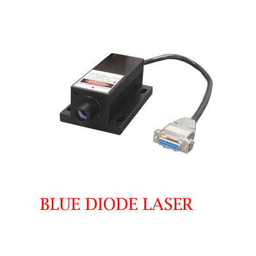 Multimode Easy Operating 454nm High Stability Blue Laser 800~2000mW