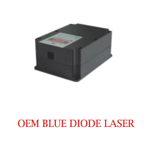 Low Cost Long Lifetime 450nm Laser CW Operating Mode 9~20W