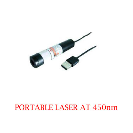 High stability Long Lifetime 450nm Blue Laser 1~80mW