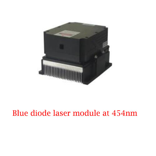 Long lifetime Easy Operating 454nm High Stability Blue Laser 9~16W