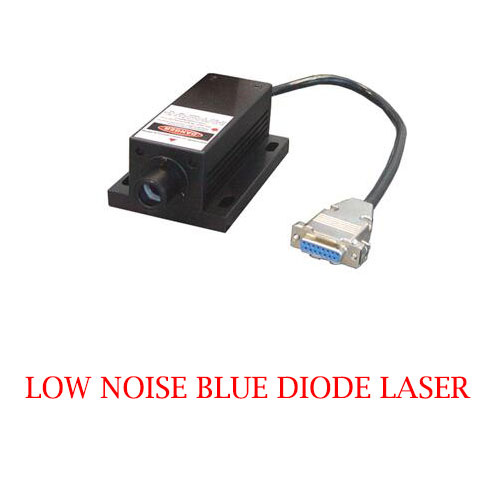 Long Lifetime Easy Operating 454nm Low Noise Blue Laser 1~80mW