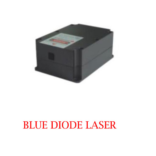 Low Cost Long Lifetime 454nm Laser CW Operating Mode 2500~4000mW