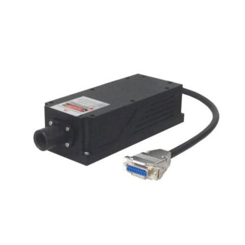 Easy operating 457nm All Solid State Blue Laser Module 1~2500mW
