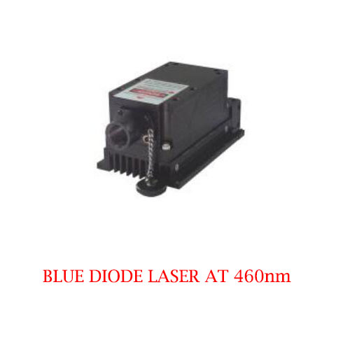 Multimode CW Operating Mode 460nm Blue Diode Laser 1~2000mW