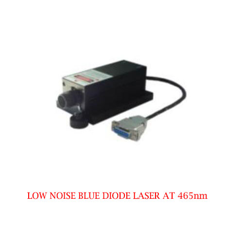 Ultra Compact Easy Operating 465nm Low Noise Blue Laser 1~800mW