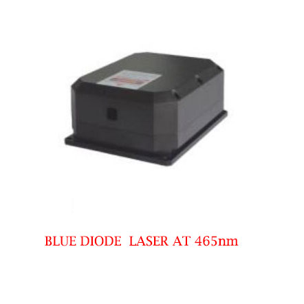 Ultra Compact Long Lifetime 465nm Laser CW Operating Mode 5~8W