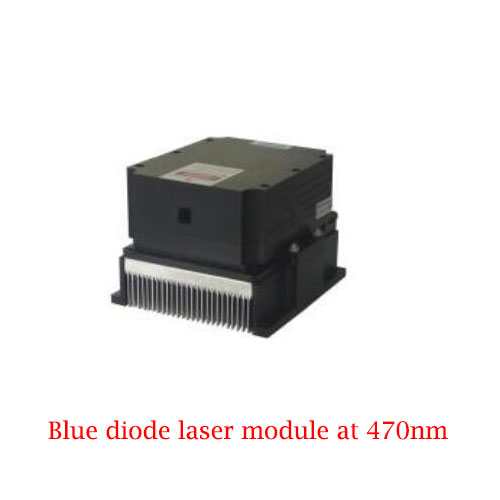 Long Lifetime Easy Operating 470nm High Stability Blue Laser 9~16W