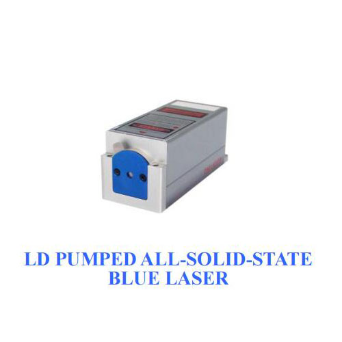 Easy Opreating Long Lifetime 473nm Solid State High Stability Blue Laser 1~100mW