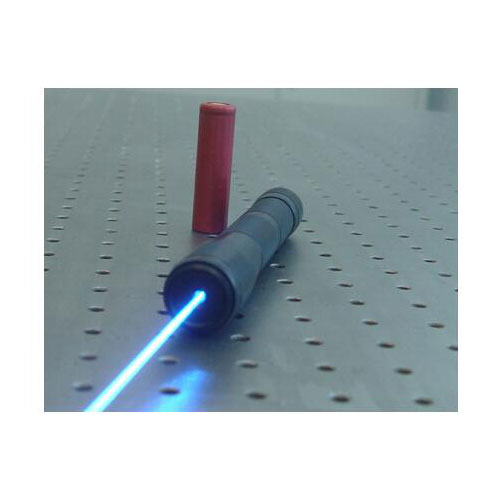 High Output Power 473nm Portable Blue Laser Pointer 1~50mW