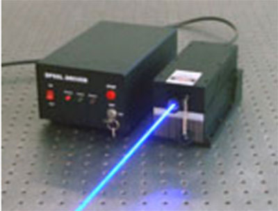 480nm 30mw Blue Solid State Laser