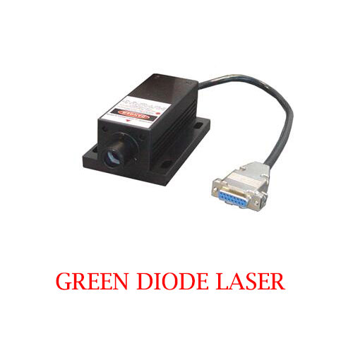 Ultra Compact Easy Operating 520nm High Stability Green Diode Laser 1~800mW