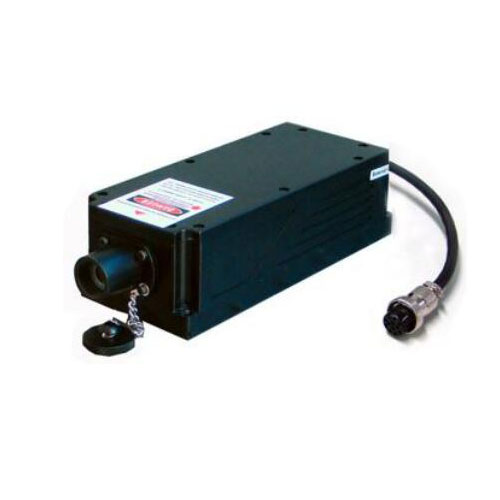 Ultra Compact High Stability Long Lifetime 526.5nm Green Laser 1~400mW