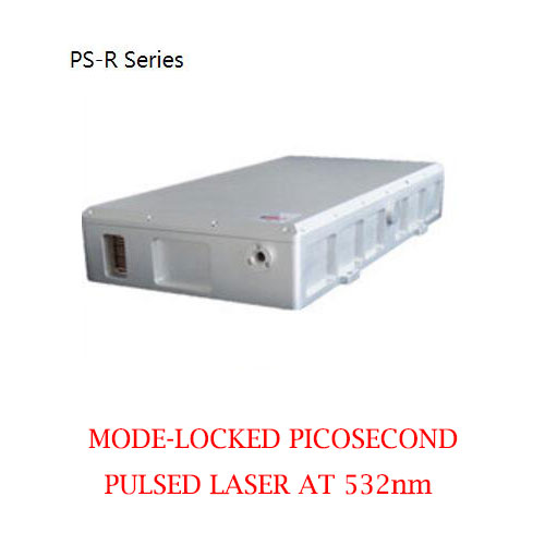 Short Pulse Duration 532nm Picosecond Pulsed Green Laser 1~1000mW
