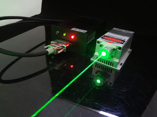 520nm 500mW Grenn Semiconductor Laser Excellent Beam Quality