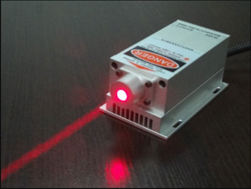650nm 1000mW Red Semiconductor Laser With Adjustable Power