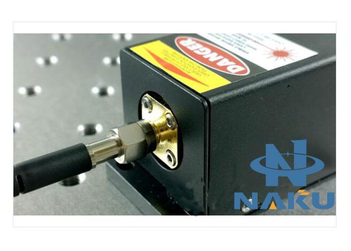 Raman Laser 532nm Narrow Linewidth Green Fiber Coupled Laser