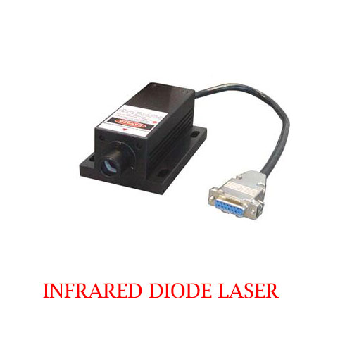 High Stability Easy Operating 940nm Infrared Diode Laser 1~1000mW