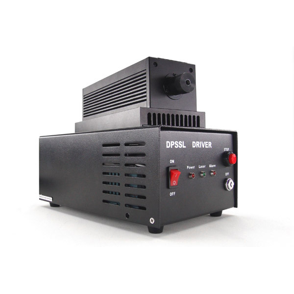 Low Noise Diode Laser Powerful DPSS Laser 760nm 1000mW Near IR