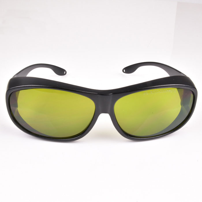 190nm-2000nm Laser Protective Glasses For IPL Strong Color Light Beauty Equipment