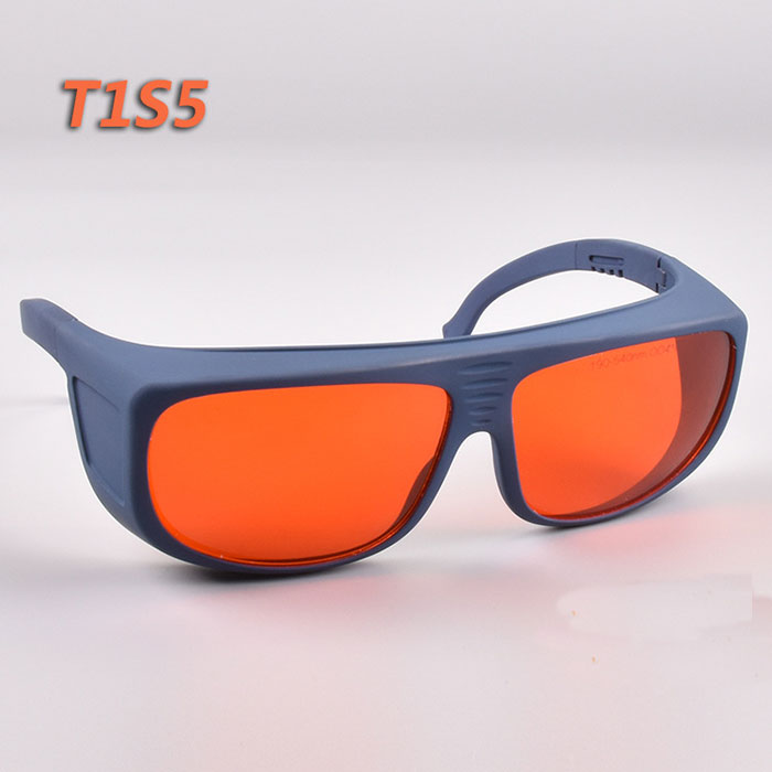 190nm-550nm Laser Protective Glasses For Protection Against UV and Green Semiconductor Lasers