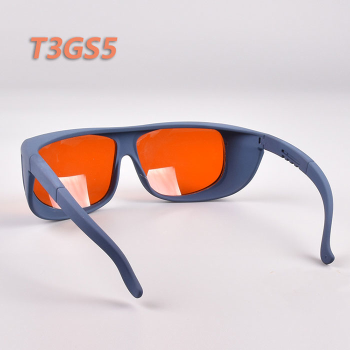 190nm-550nm 800nm-1100nm Laser Protective Glasses Used For Protective Laser Cutting Equipment