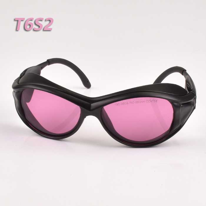 780nm-840nm Laser Goggles Protect Near IR Laser Beauty Equipment Laser