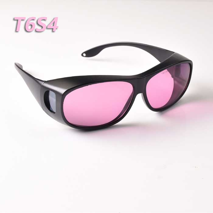 780nm-840nm Laser Goggles Protect Near IR Laser Beauty Laser