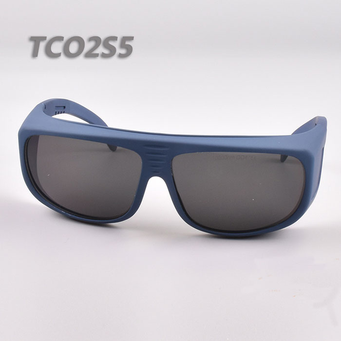 5000nm-11000nm Laser Protective Glasses For Protect CO2 Laser High Power Laser