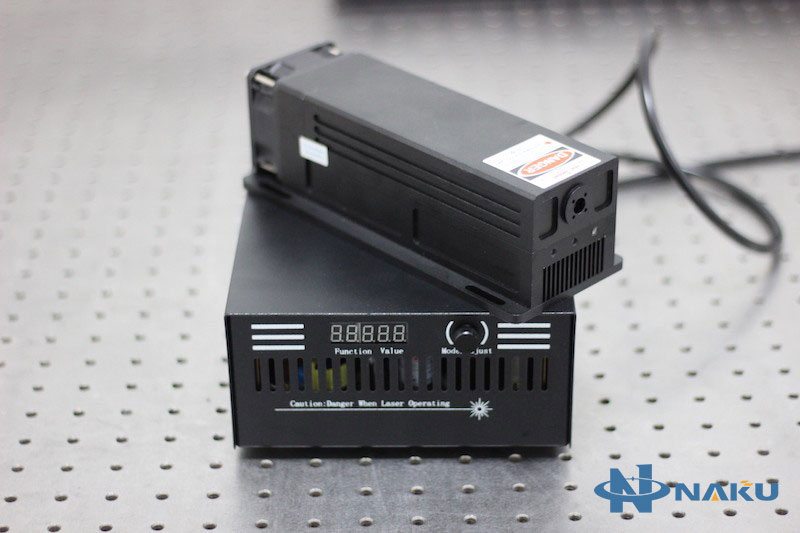 450nm 2000mW Blue CW Laser High Stability Long lifetime