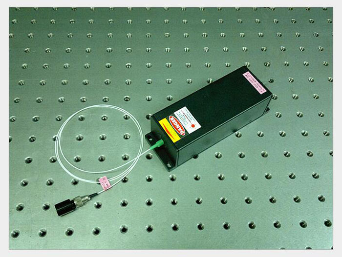 980nm 500mW Infrared Semiconductor Single Mode Fiber Coupled Laser
